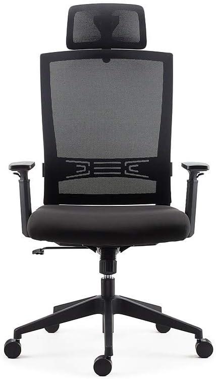 Staples Tarance in rete e tessuto Task Chair, nero: Amazon ...