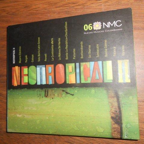 Neotropical II (Nuevas Musicas Colombianas) 06 - Varios Artistas (Cd)