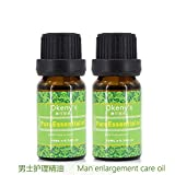 - 51XnQrxflZL - 2Pcs Herbal Penis Enlargement Oil Growth Thickening, Increases XXL Erection Cream Improving Viagra Men Delay Spray Pills