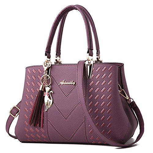 ALARION Womens Purses and Handbags Shoulder Bag Ladies Designer Satchel Messenger Tote Bag ()