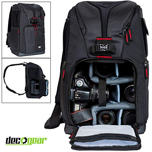 photo sling backpack