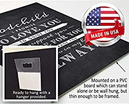 Wedding Chalkboard Print, Wedding Gift, Wedding Blessing Quote, Wedding Verse (8x10\