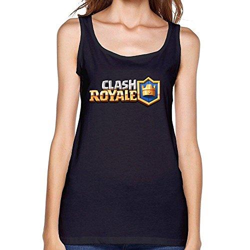 sunrain-womens-clash-royale-game-logo-tank-top