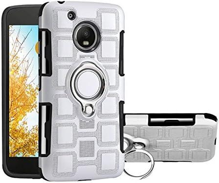 GHC Cubiertas y Estuches, para Motorola Moto G5, Armor Dual ...