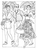 Adult Coloring Book Creative Haven Fabulous