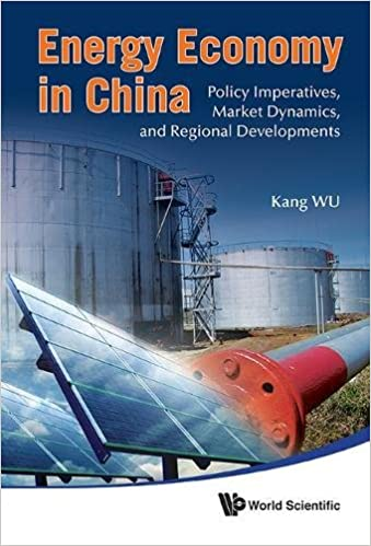 Energy Economy in China:Policy Imperatives, Market Dynamics, and Regional Developments