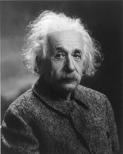 Albert Einstein Photograph - Albert Einstein 8 x 10 * 8x10 Photo Picture IMAGE #2