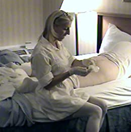 Rectal temperature and enema for girl - 3 part 1