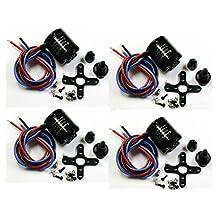 Hobbypower Sunnysky V2216-11 900kv 210w Brushless Motor for DJI F450 F550 Multirotor Diy(pack of 4 Pcs)
