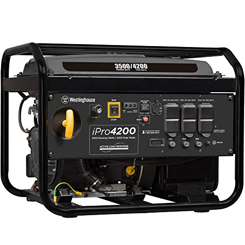 ipro4200 portable industrial inverter generator