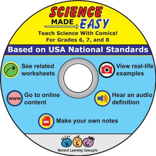 Amazon.com: Teach with Cartoons: Science Made Easy
