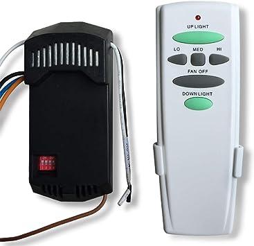 UC7078T - Mando a distancia universal para ventilador de techo ...