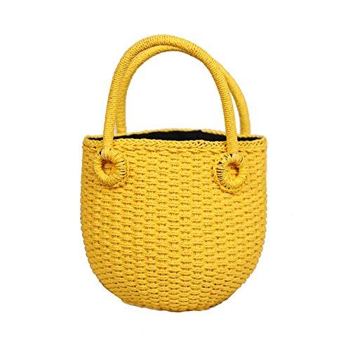 porté pour au yellow Boutique Sac bleu taille à main Minions dos femme unique OSI6RqSW