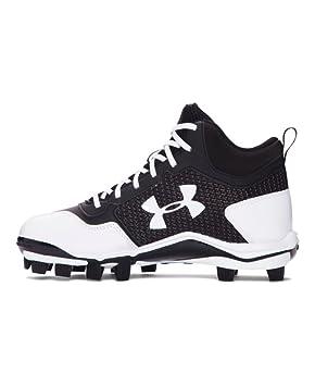 Under Armour Heater Mid TPU Jr Baseball Shoes 1279395