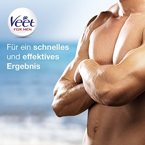 Veet for Men Hair Removal Gel Creme 200ml (1) by Veet (Image #4)
