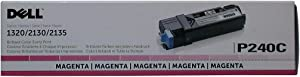 Dell P240C Magenta Toner Cartridge for Dell 2130CN, 2135CN