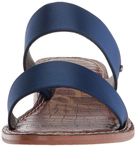 Sandal Edelman Women's Heeled Sam Poseidon Blue Jeni PRnwI