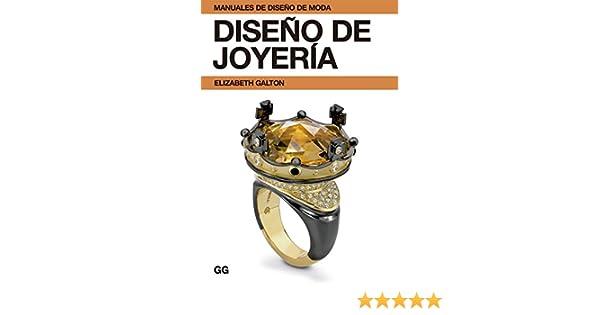 Diseño de joyería (Manuales de diseño de moda) eBook: Elizabeth Galton, Indara Rodríguez Fernández: Amazon.es: Tienda Kindle