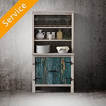 Hutch Assembly Amazon Com Home Services