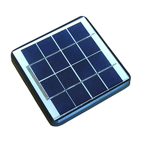 Best Benefitusa Patio Umbrellas - BenefitUSA Solar panel for umbrellas