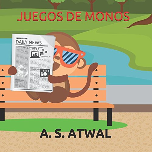 JUEGOS DE MONOS (Jungle Stories) (Spanish Edition): A. S. ...