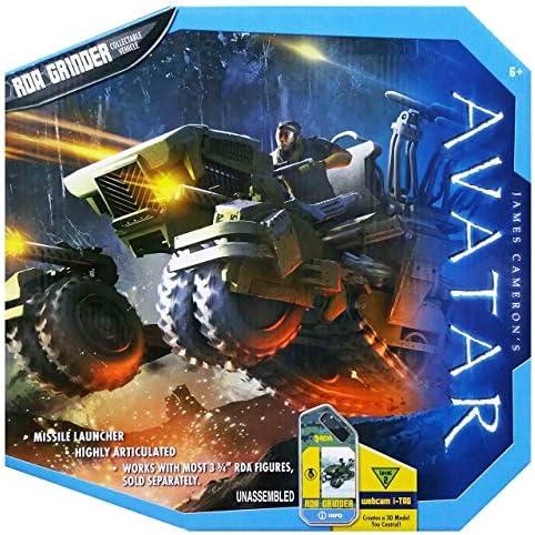 Mattel James Cameron/'s Avatar Movie Toy Grinder Military ATV