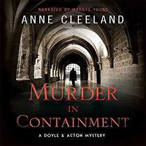 Murder in Containment Audiobook
