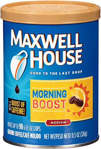 Maxwell House Morning Boost Ground, 11.5 oz