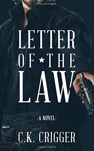 book cover of Letter Of The Law
