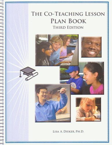 The Co-Teaching Lesson Plan Book by Lisa A. Dieker (2007-06-01)