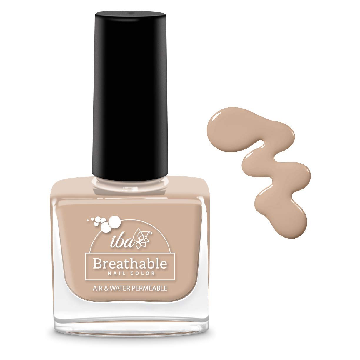 Buy Iba Halal Care Breathable Nail Color B01 Toasted Almond 9ml Online At Low Prices In India Amazon In