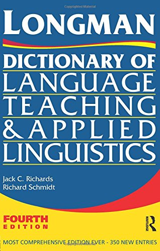 Longman Dictionary of Language Teaching and Applied Linguistics by Brand: Routledge