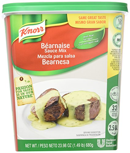 Knorr Sauce Mix Bearnaise 1.49 pound 4 count