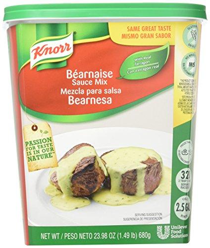Tarragon Cream Sauce - Knorr Sauce Mix Bearnaise 1.49 pound 4 count