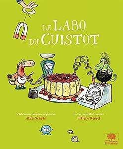 """Afficher """"Le labo du cuistot"""""""