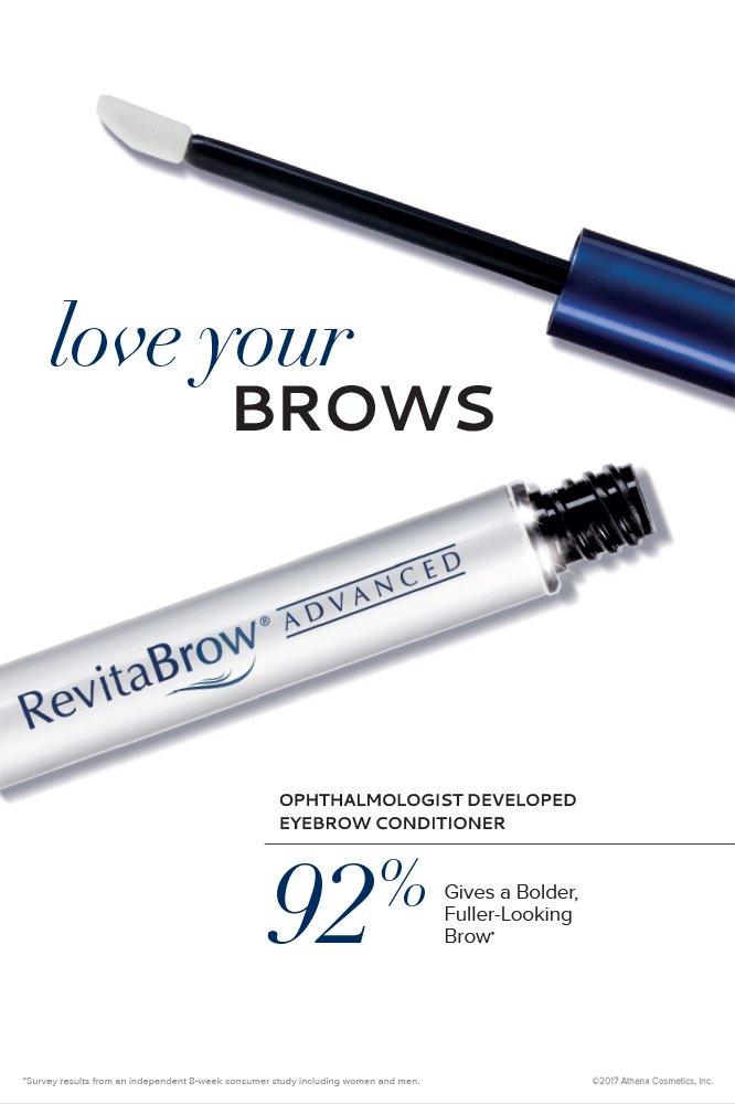 Amazon Revitalash Cosmetics Revitabrow Advanced Eyebrow