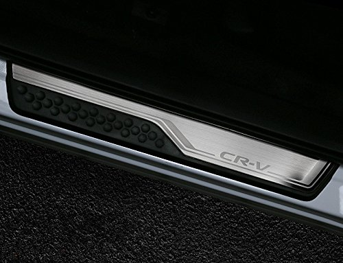 4PCS Door sill scuff plate trim Step Guards protector cover For Honda CRV 2017 2018 2019