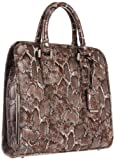 Ivanka Trump Crystal IT999 Satchel,Nude,One Size, Bags Central