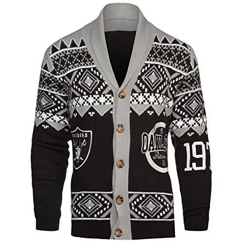 Oakland Raiders Ugly Sweater Raiders Ugly Sweater