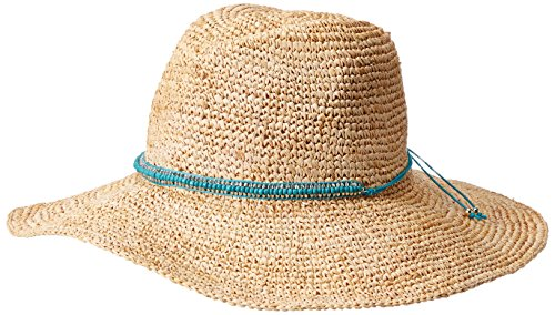 Raffia Crochet Hat - 4
