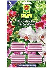 Compo 1197802004orquídeas Fertilizantes täbchen Pack de 20