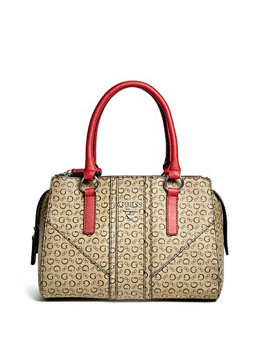 GUESS Factory Women's Nichols Box Satchel