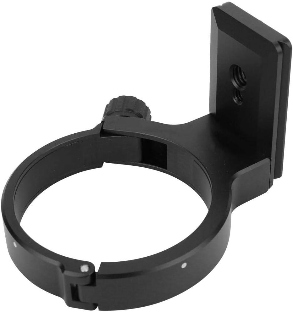 Tr/épied de Montage Bague Support de Collier en m/étal S720FE Adaptateur de Support de tr/épied Bague de Montage de Base de Support de Base pour Sony FE 70-200mm f4 G Objectif