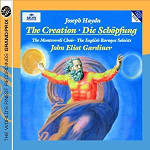 John Eliot Gardner - Archiv - Creation