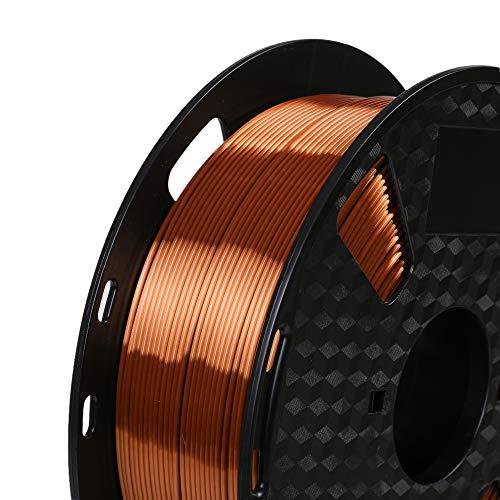 // -0.05mm Stronghero3D desktop fdm 3d drucker filament pla gelb1.75mm 1kg 2.2 lbs dimension genauigkeit von