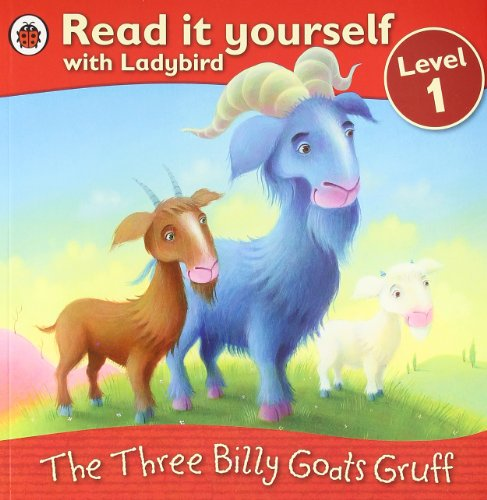 Read It Yourself Level 1 Three Billy Goats Gruff