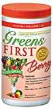 Greens First – Berry – 60 Servings – Probiotic Blend For Healthy Digestion, Phytonutrient & Antioxidant, Nourish, Rebalance & Rejuvenate – 20.32 Ounces