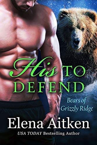 He's a shifter. She's a human. Their attraction is…dangerous.Her best friend's wedding at Grizzly Ridge is just the break from reality that Nina needs. Not to mention the super sexy, mountain man who looks at her like he'd like to flip her over his s...