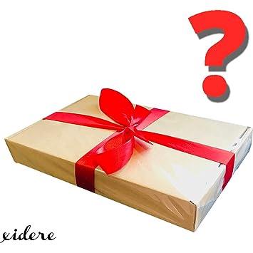 Xidere Caja Misteriosa Regalo Friki Original para Hombres (Contiene 10 Objetos): Amazon.es: Juguetes y juegos