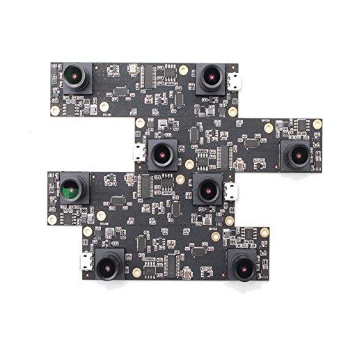 ELP USB Camera 1080P 2Megapixel Dual Lens 3D Stereo VR